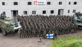 Conscripts displayed high motivation and know-how - KVARN17 exercise has ended