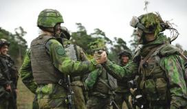 Finnish Army to participate in the exercise Trident Juncture 18 in Sweden and Norway