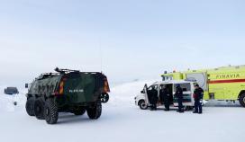 Paikallispuolustusharjoitus Lappi 220 kehittää valmiutta ja puolustuskykyä Lapin alueella